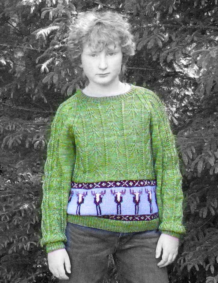 Knitting Patterns For Worsted Wool : knitting patterns using worsted weight yarn
